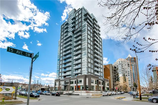 #902 1501 6 ST SW, 1 bed, 1 bath, at $409,900