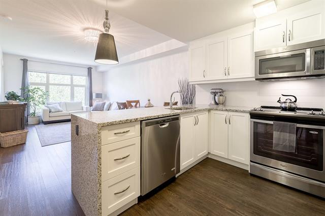 #220 45 ASPENMONT HT SW, 1 bed, 1 bath, at $265,000