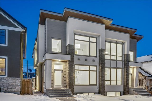 1932 32 AV SW, 4 bed, 3.1 bath, at $1,099,900