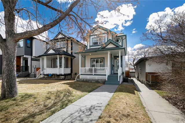 537 53 AV SW, 4 bed, 3.1 bath, at $674,900