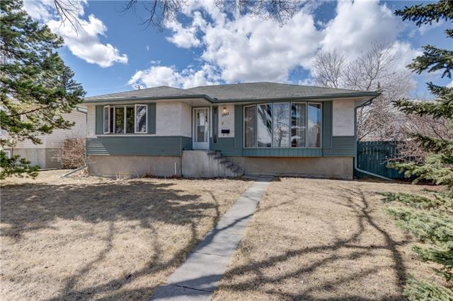 2803 32 ST SW, 4 bed, 2 bath, at $550,000