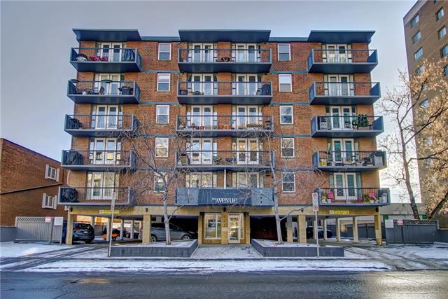 #405 605 14 AV SW, 2 bed, 1 bath, at $269,900