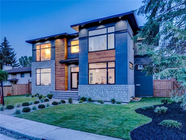 6007 Bowwater CR NW, 5 bed, 5 bath, at $1,291,000