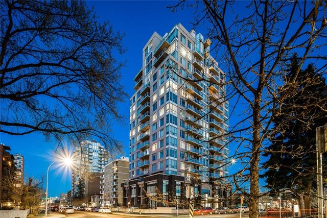 #502 1500 7 ST SW, 1 bed, 1 bath, at $305,000