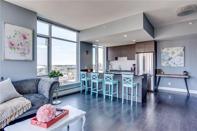#1507 1500 7 ST SW, 1 bed, 1 bath, at $399,900