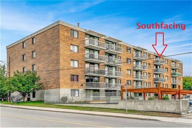 #504 521 57 AV SW, 2 bed, 1 bath, at $198,000
