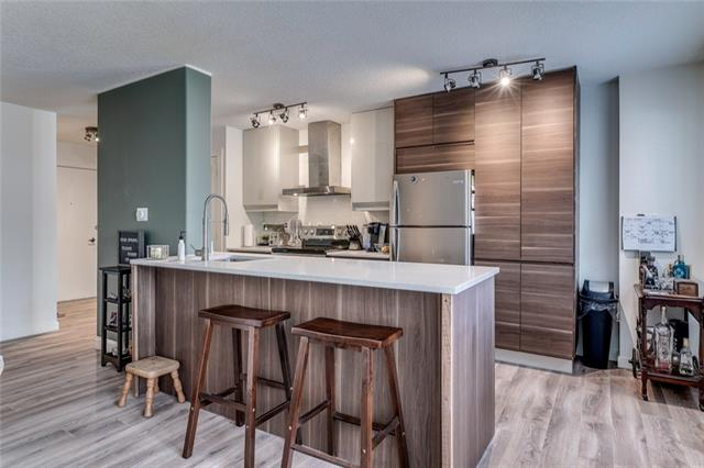 #208 635 57 AV SW, 2 bed, 1 bath, at $194,500