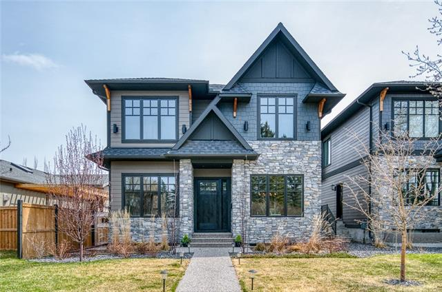 5856 Bowwater CR NW, 5 bed, 5 bath, at $1,245,000