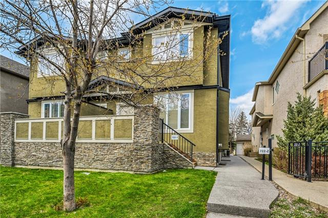 #2 722 56 AV SW, 3 bed, 3.1 bath, at $465,000