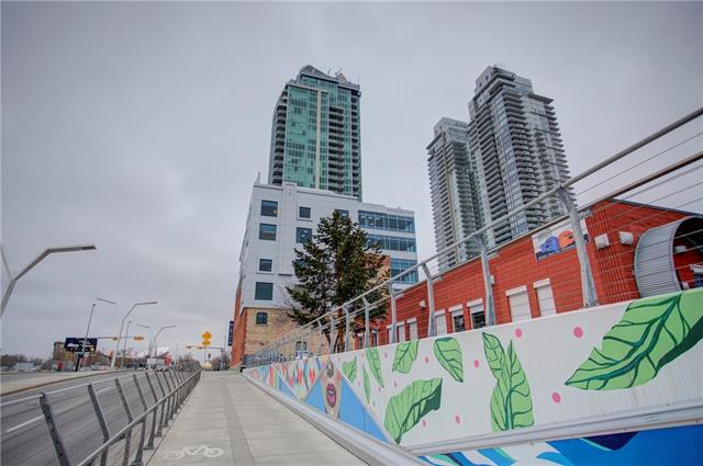 #1002 433 11 AV SE, 1 bed, 2 bath, at $369,000