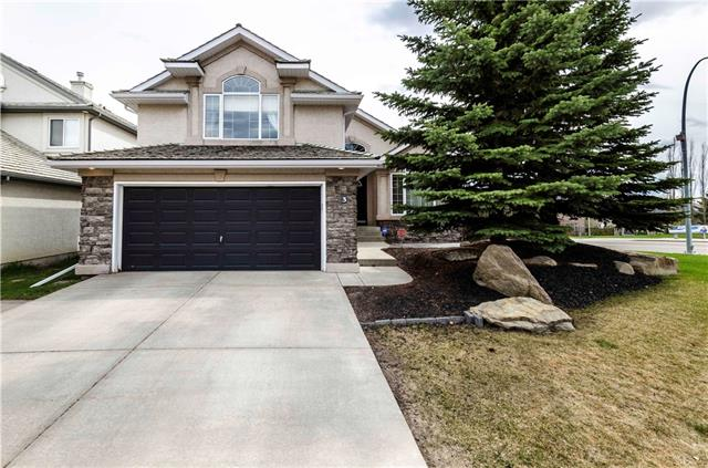 3 SIENNA HEIGHTS WY SW, 3 bed, 3 bath, at $795,000