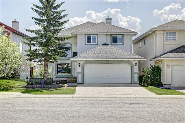 15 ARBOUR RIDGE HT NW, 5 bed, 3.1 bath, at $565,000