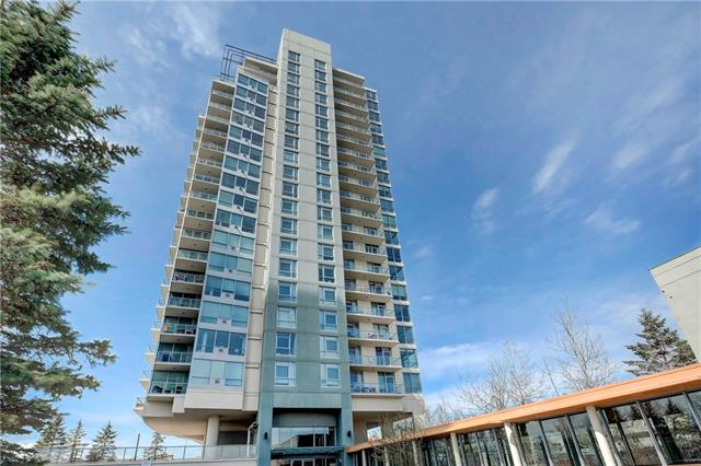 #2106 55 SPRUCE PL SW, 2 bed, 2 bath, at $449,000