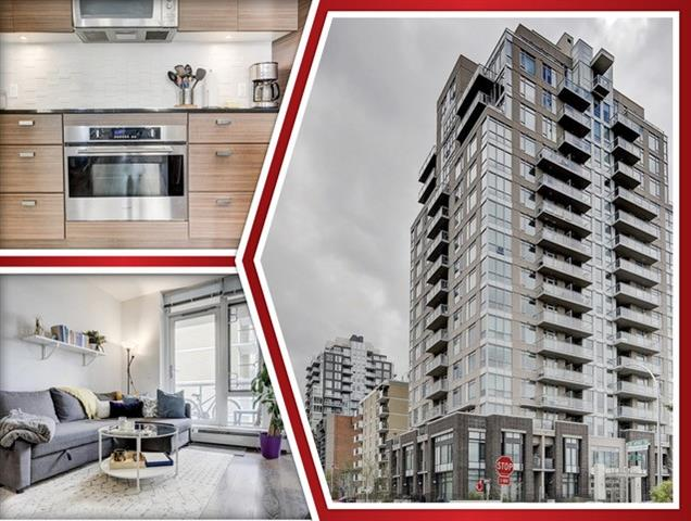 #401 1500 7 ST SW, 1 bed, 1 bath, at $224,900