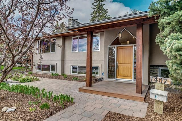 1407 ST ANDREWS PL NW, 4 bed, 2.1 bath, at $1,150,000