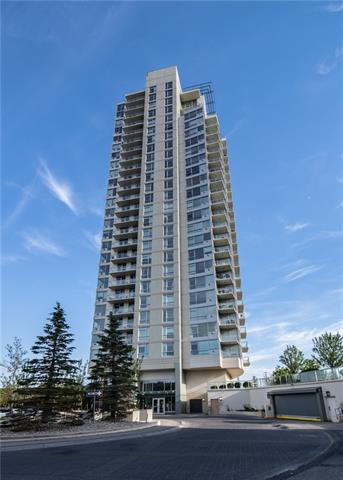 #605 77 SPRUCE PL SW, 2 bed, 2 bath, at $340,000