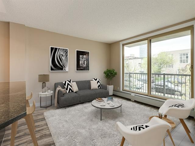 #204 1727 10A ST SW, 1 bed, 1 bath, at $199,900