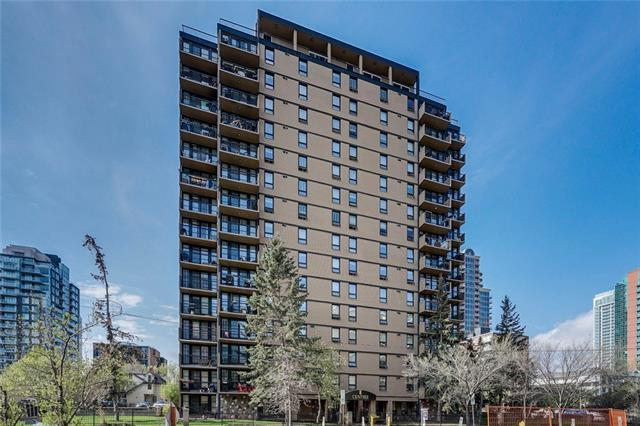 #603 733 14 AV SW, 2 bed, 1 bath, at $279,900