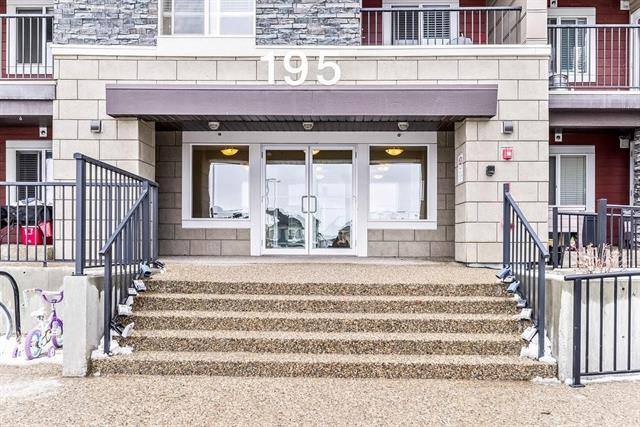 #208 195 KINCORA GLEN RD NW, 2 bed, 1 bath, at $196,000