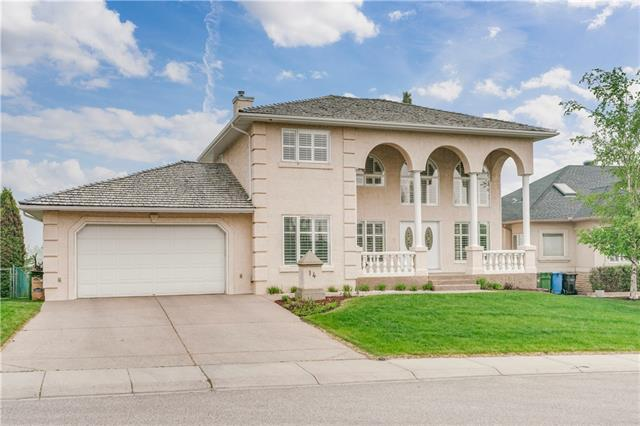 14 ARBOUR ESTATES WY NW, 5 bed, 4 bath, at $759,900