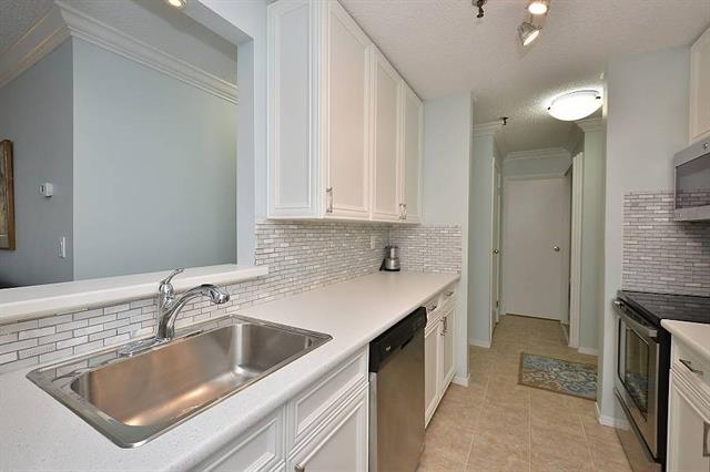 #109 727 56 AV SW, 2 bed, 1 bath, at $205,000