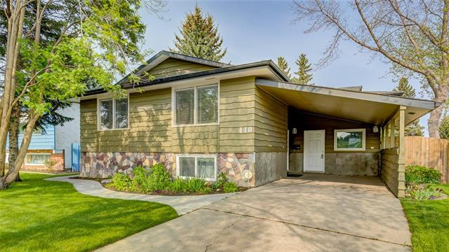 440 CANTERBURY DR SW, 4 bed, 3 bath, at $480,000