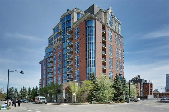#402 110 7 ST SW, 2 bed, 2 bath, at $749,900