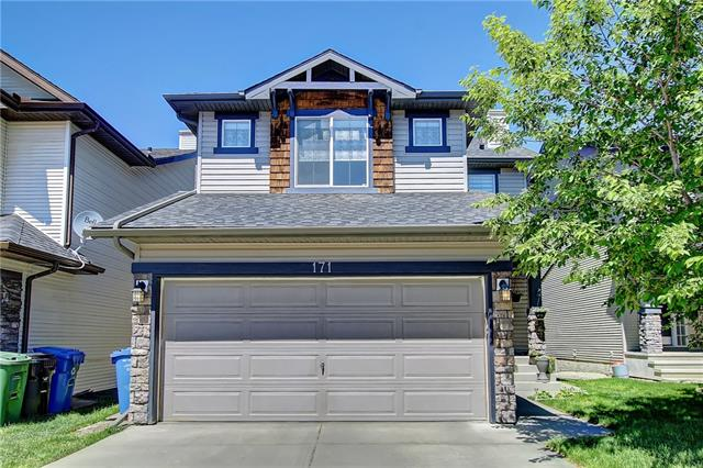 171 COUGARSTONE CO SW, 4 bed, 4 bath, at $550,000