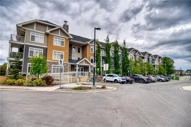 #5104 155 SKYVIEW RANCH WY NE, 2 bed, 2 bath, at $209,750