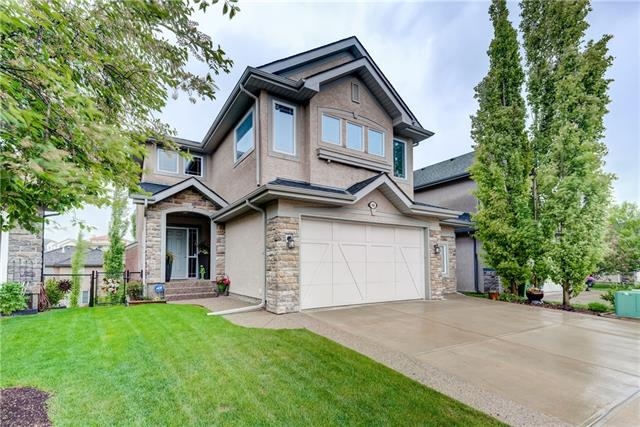 46 ARBOUR VISTA CL NW, 4 bed, 4 bath, at $749,900