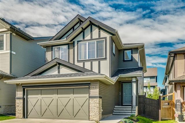 73 AUBURN BAY AV SE, 4 bed, 4 bath, at $524,900