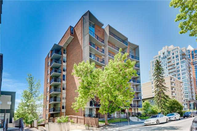#601 715 15 AV SW, 2 bed, 1 bath, at $194,900