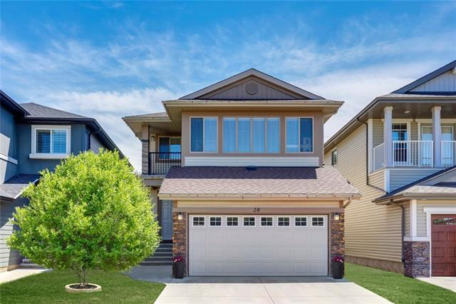 28 AUBURN GLEN LN SE, 3 bed, 3 bath, at $519,900