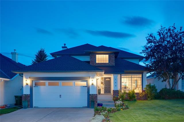 143 VALLEY RIDGE GR NW, 4 bed, 4 bath, at $879,900