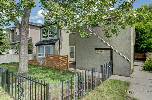 #1 2420 29 ST SW, 2 bed, 1 bath, at $268,800