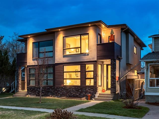 2420 BOWNESS RD NW, 4 bed, 4 bath, at $788,800