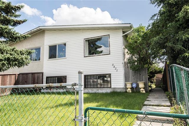 5421 8 AV SE, 4 bed, 2 bath, at $249,900