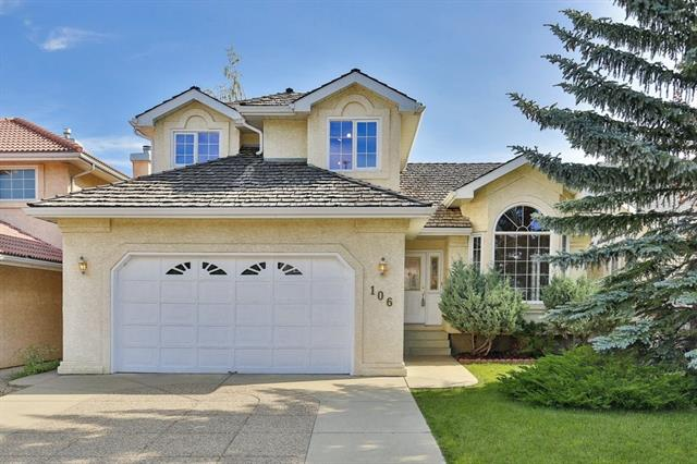 106 COUNTRY HILLS CL NW, 3 bed, 3 bath, at $475,000