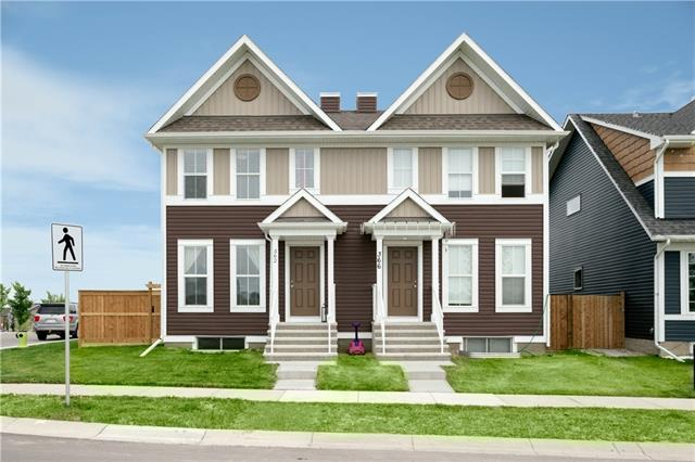 362 AUBURN BAY AV SE, 2 bed, 3 bath, at $395,000