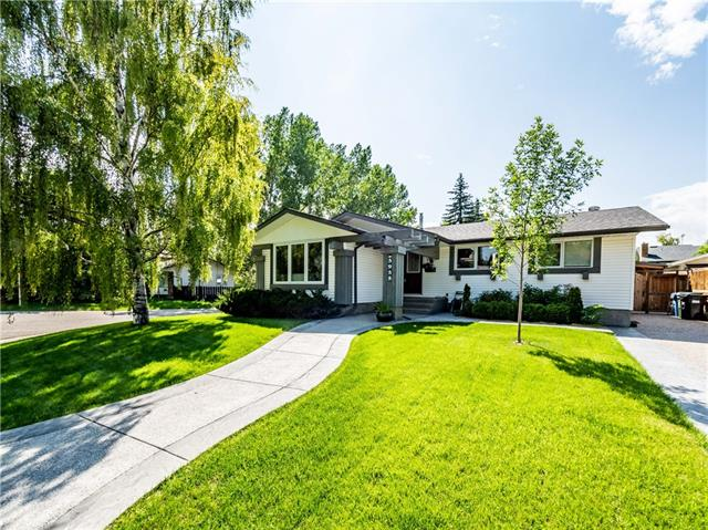 5955 DALCASTLE DR NW, 4 bed, 3 bath, at $629,900
