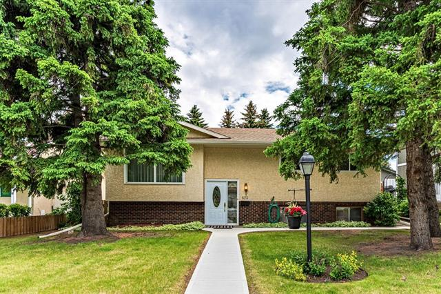 623 HUNTERFIELD PL NW, 5 bed, 3 bath, at $408,000