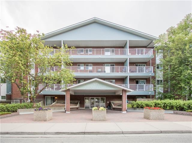 #405 525 56 AV SW, 1 bed, 1 bath, at $152,000
