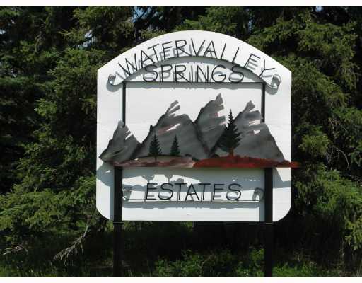 Water Valley Springs Estates  , 0 bath, at $289,000