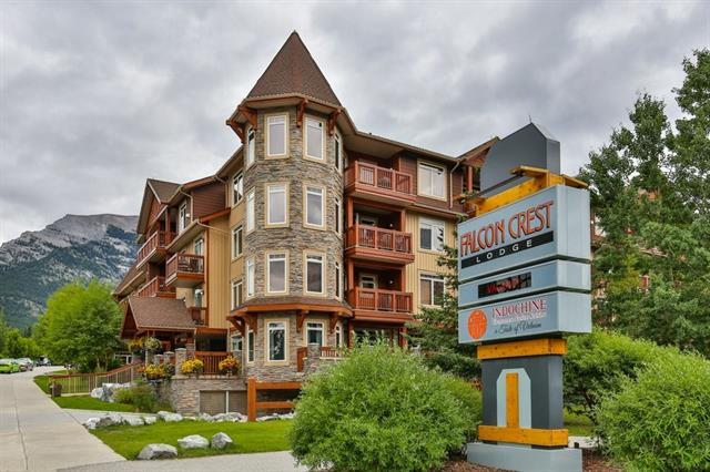 #230 190 Kananaskis WY , 1 bed, 1 bath, at $399,890