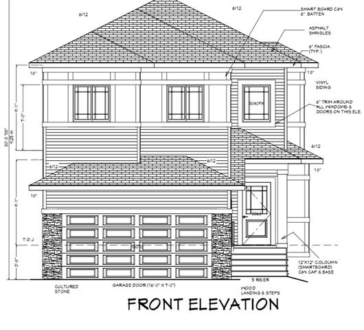 55 SHERVIEW GV NW, 4 bed, 3 bath, at $614,900