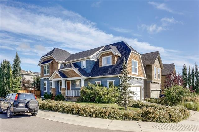 147 SAGE VALLEY DR NW, 4 bed, 4 bath, at $450,000