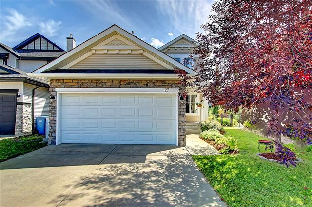 27 COUGARSTONE GV SW, 3 bed, 3 bath, at $519,000