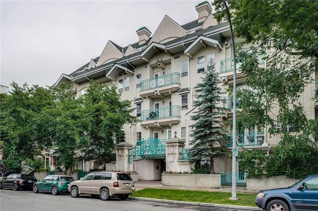 #306 1235 13 AV SW, 2 bed, 1 bath, at $209,900