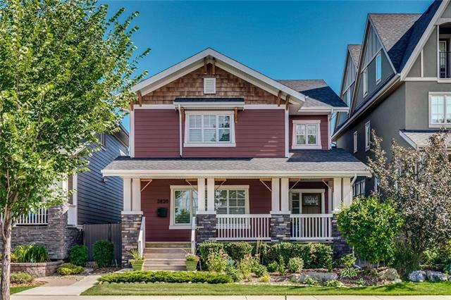 3820 SARCEE RD SW, 3 bed, 3 bath, at $799,900