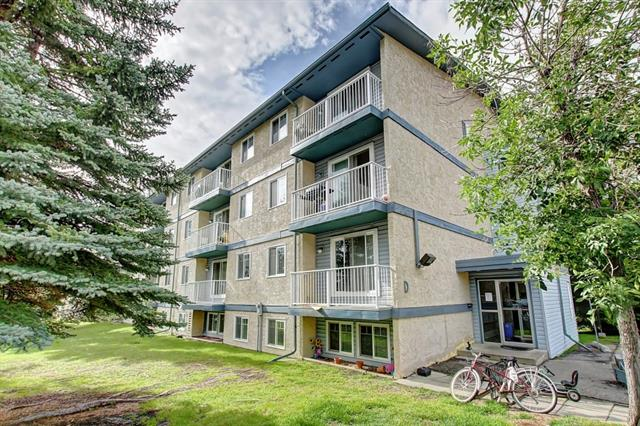#104D 5601 DALTON DR NW, 1 bed, 1 bath, at $149,500